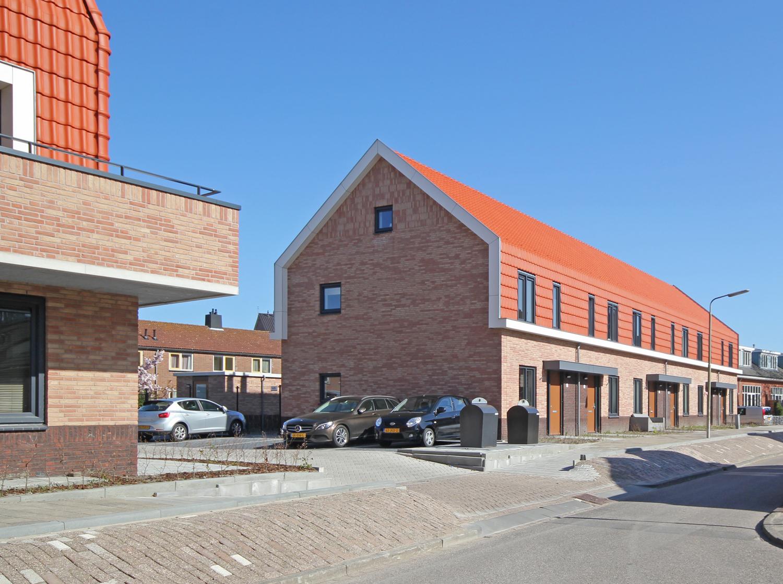 Van de Boschstr. te Hazerswoude-dorp