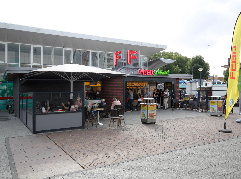 FEBO Paviljoen te Amsterdam