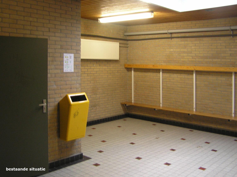 Sporthal Cleijn Duin te Katwijk