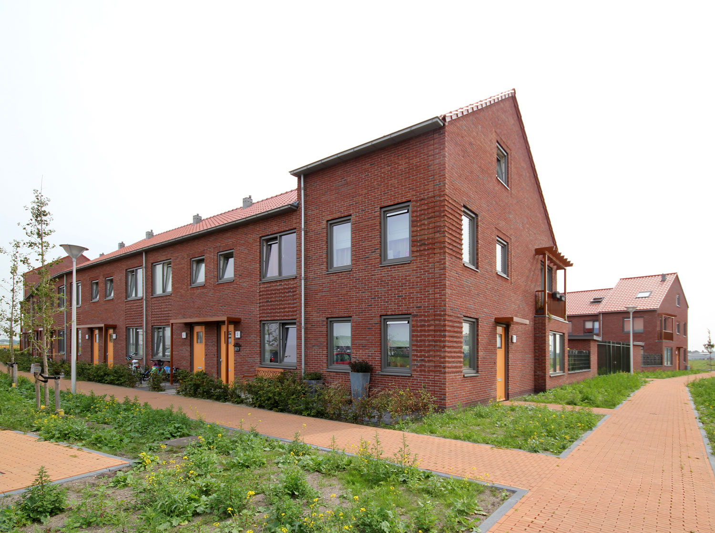 Woningen Parkhof te Noordwijkerhout