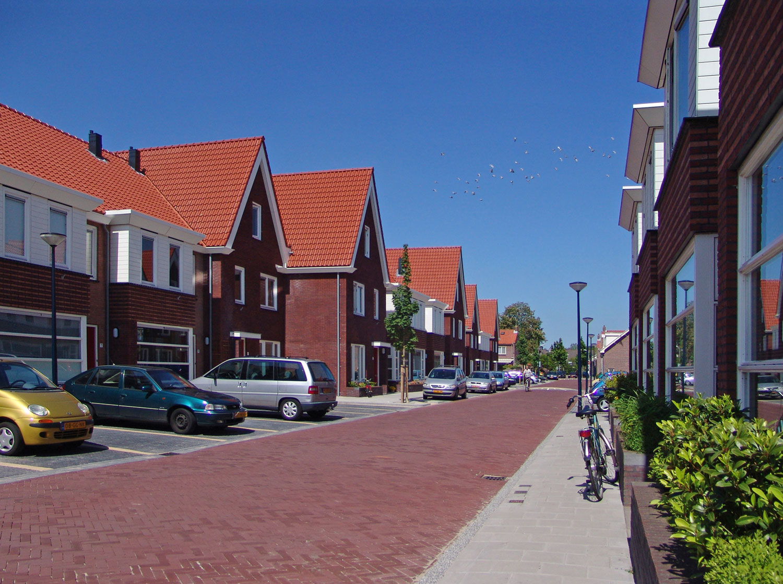 Woningen Oranjebuurt te Sassenheim