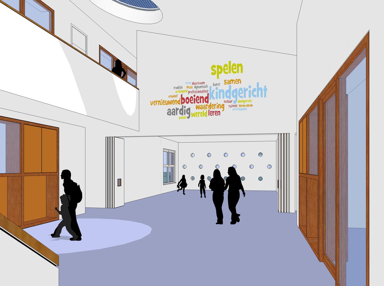 Andreasschool te Voorhout