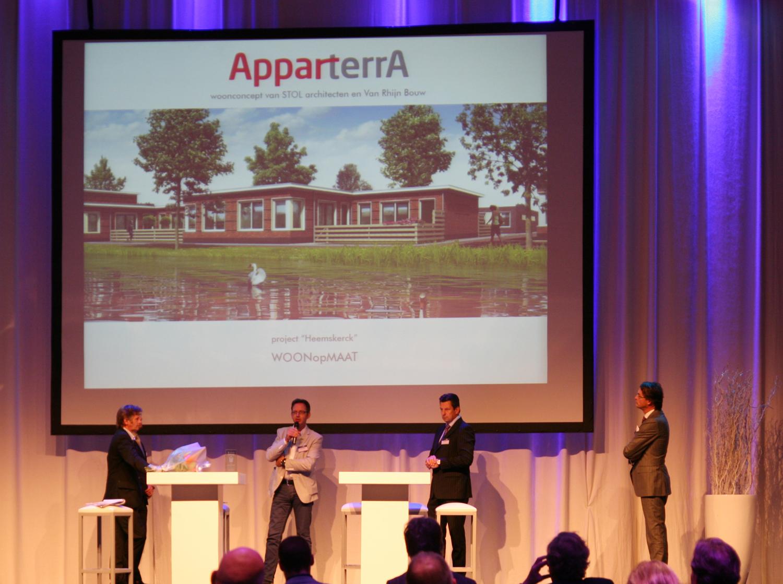 ApparterrA winnaar MVO Award '12
