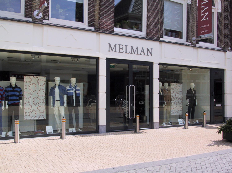 Melman Herenmode te Sassenheim