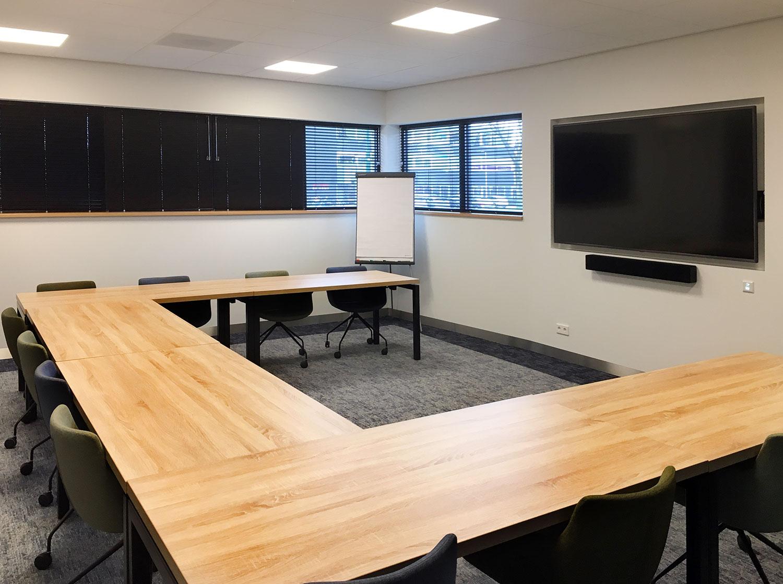 Nieuw kantoor JdB Groep IJsselstein