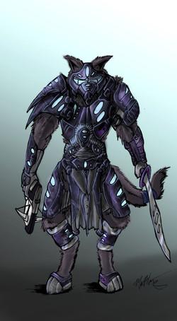 Upgraded Artovian Warrior