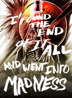 Into Madness: Promotional Poster