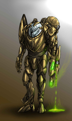 Steam Punk Armor
