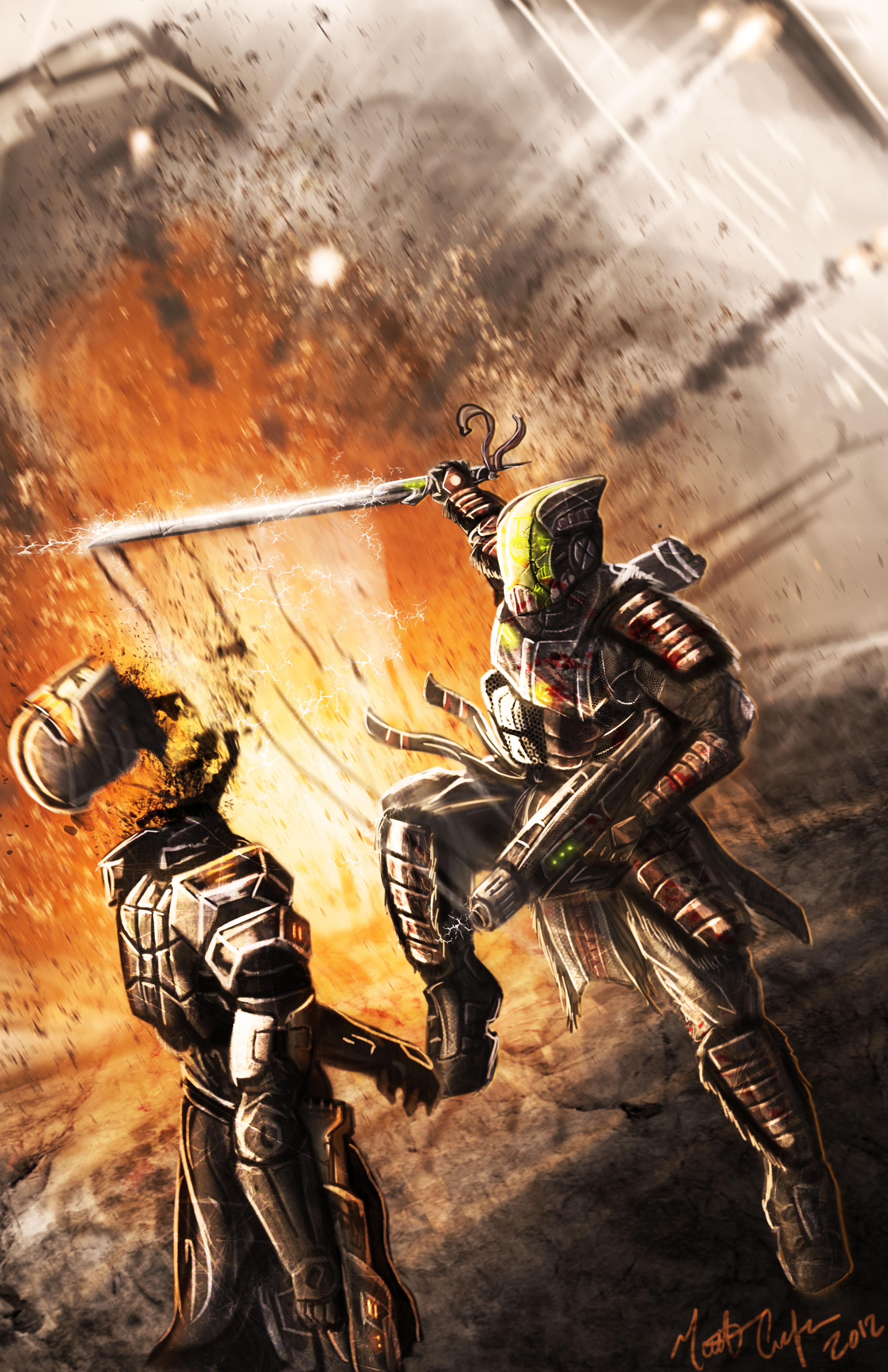Neo Samurai