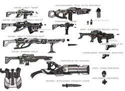 Weapons (UTMC)