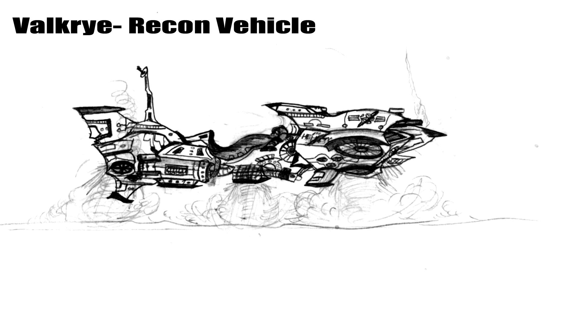 Valkrye  Recon