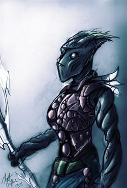 Icinahn Warrior