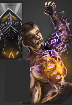 Pendulum Armor Tech