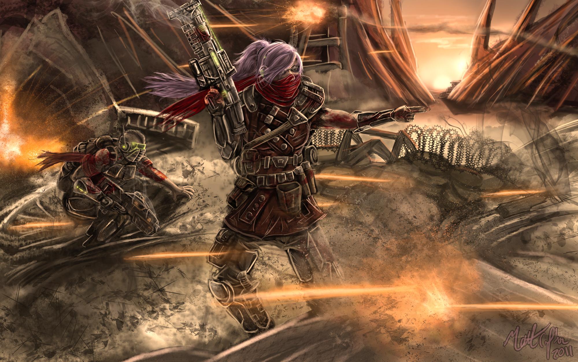 Desert Militia