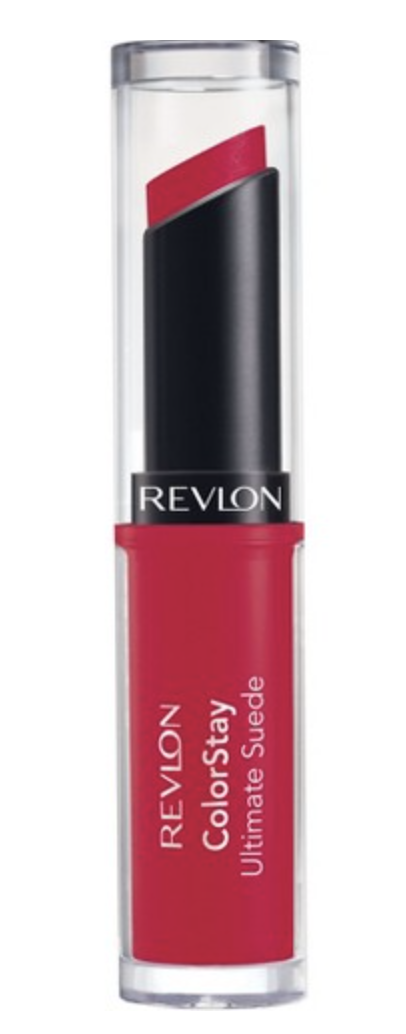 Revlon Color Stay Ultimate Suede Lipstick with Moisturizing Shea and Vitamin E
