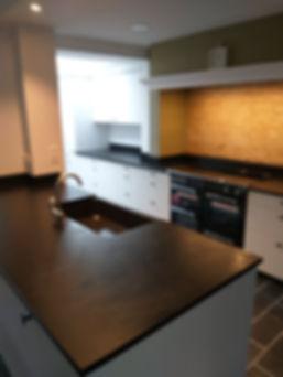 keuken blauwsteen