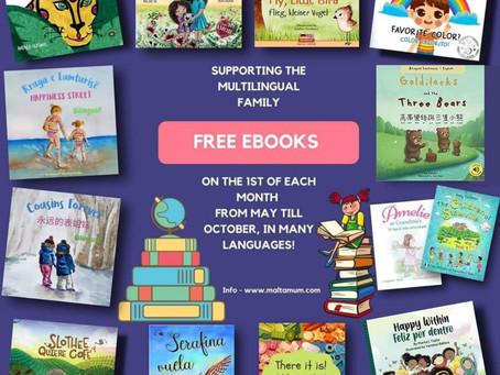 Free ebook giveaways!