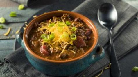 Chuckwagon Chili with Meat