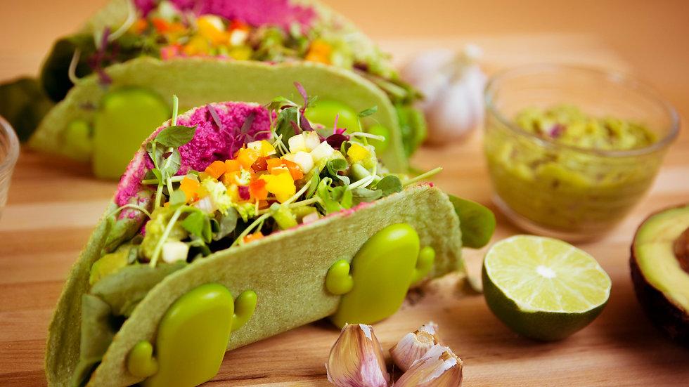 Healthy Prickly Eats - Pitas