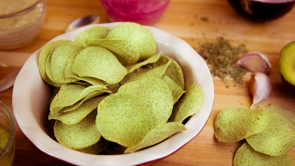 Healthy Prickly Eats - Chips