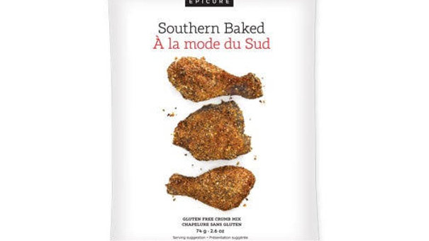 Epicure Southern Baked Gluten Free Crumb Coating
