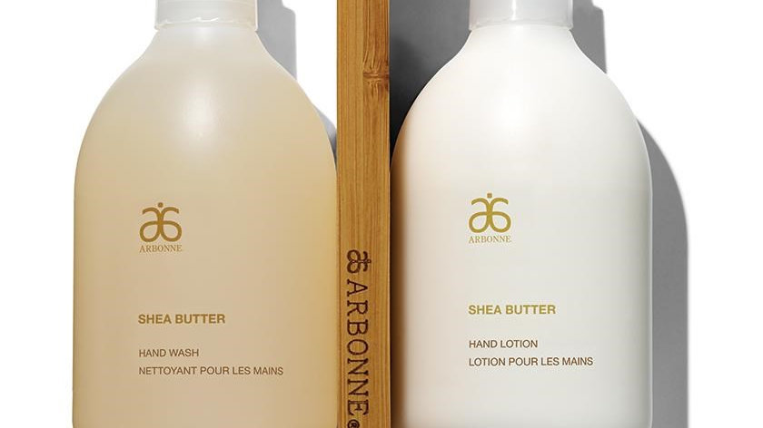 Arbonne Shea Butter Hand Care Duo