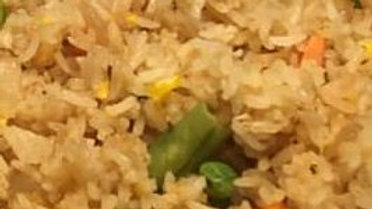 Vegetable Fried Rice (DF)