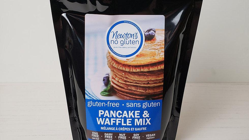 Newton's No Gluten Pancake and Waffle Mix