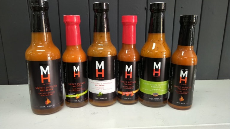 MH Fine Foods - Sauces