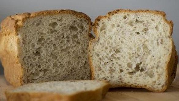Winnie's Flax Seed Bread