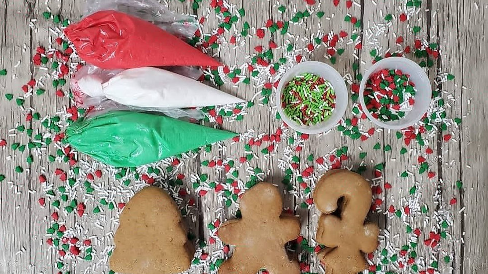 Trish's Bakery - DIY Cookie Kit