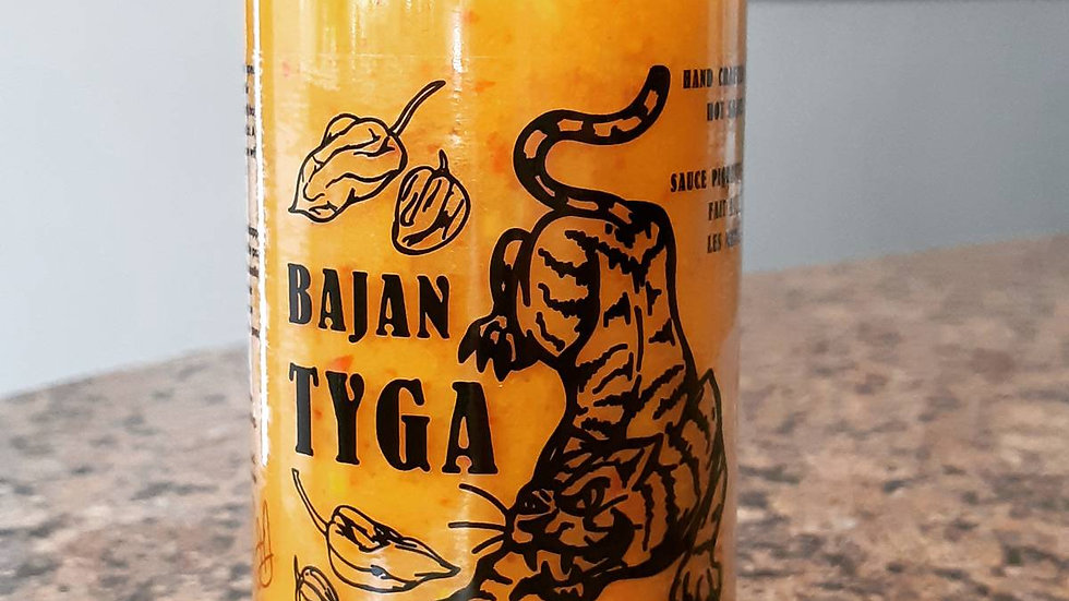 Island Son Bajan Tyga Hot Sauce