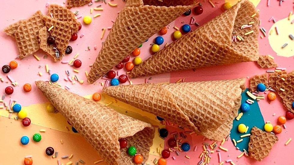 Four All Ice Cream Cones