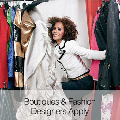 Boutiques & Fashion Designers Apply