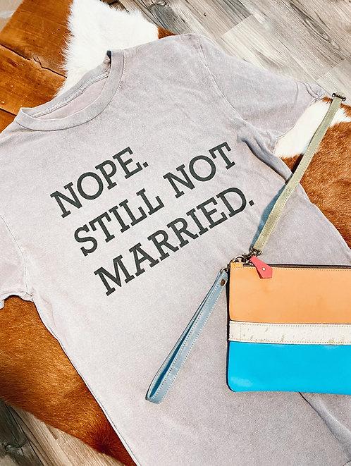 Still Not Married