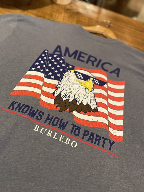 America likes to party