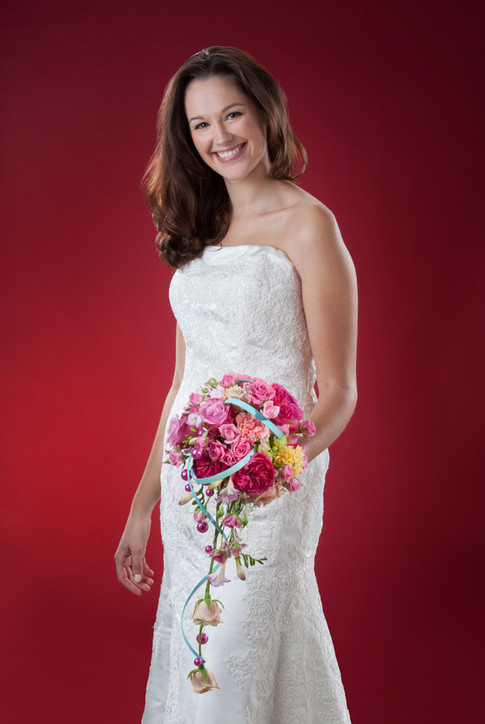 Oasis Floral Wedding