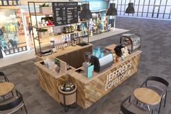 Jeffrey's Coffeeshop togo