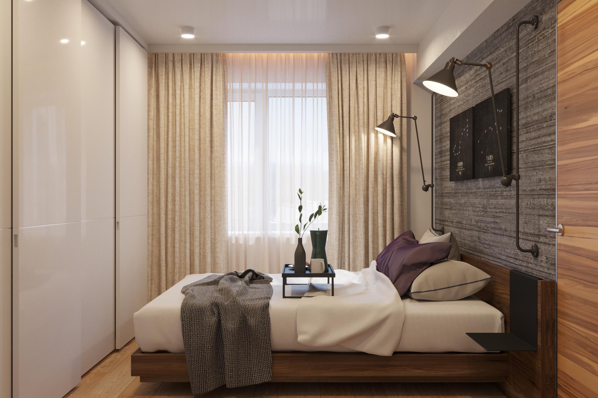 спальня чистые пруды