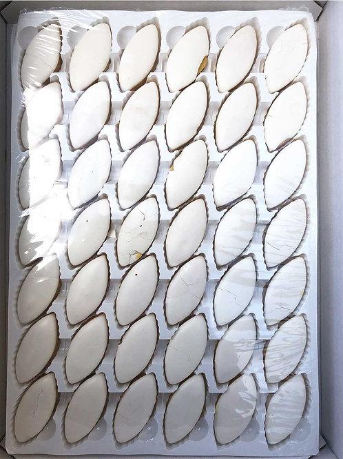 42 Calissons Déclassés - La Plaque  600 G