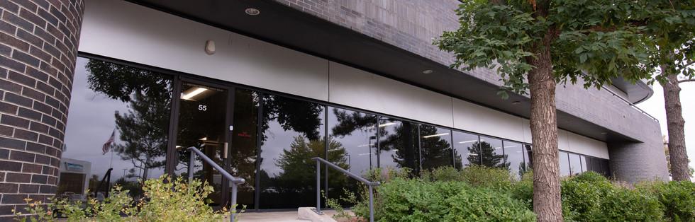 Denver Center Exterior