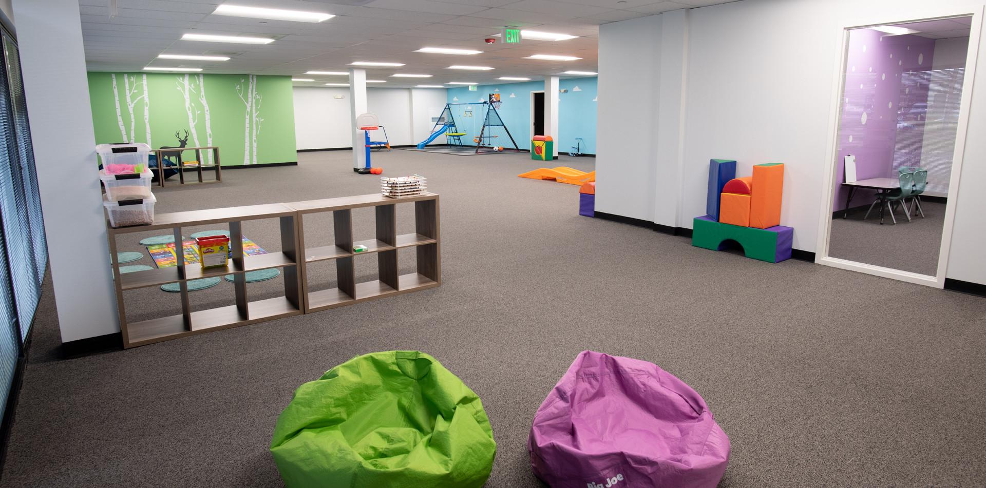 Denver Center Interior