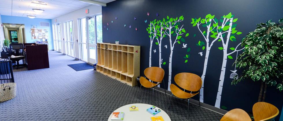 Gainesville Reception Area