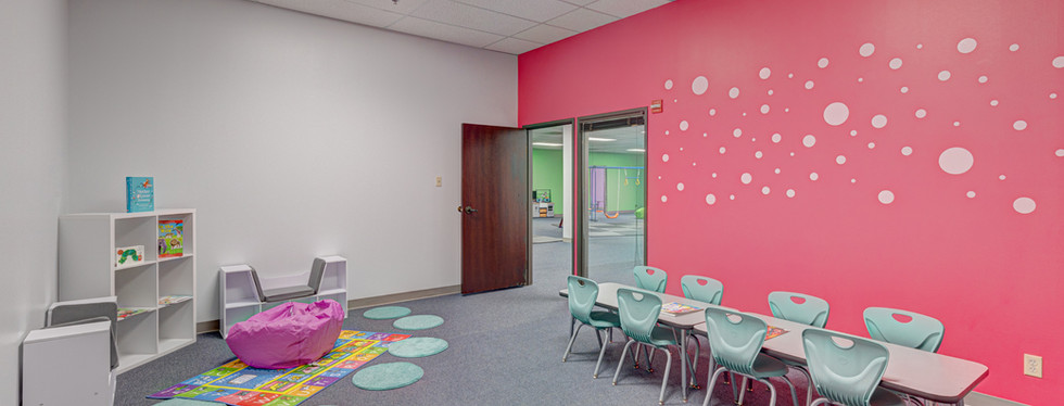 Arts and Crafts Classroom