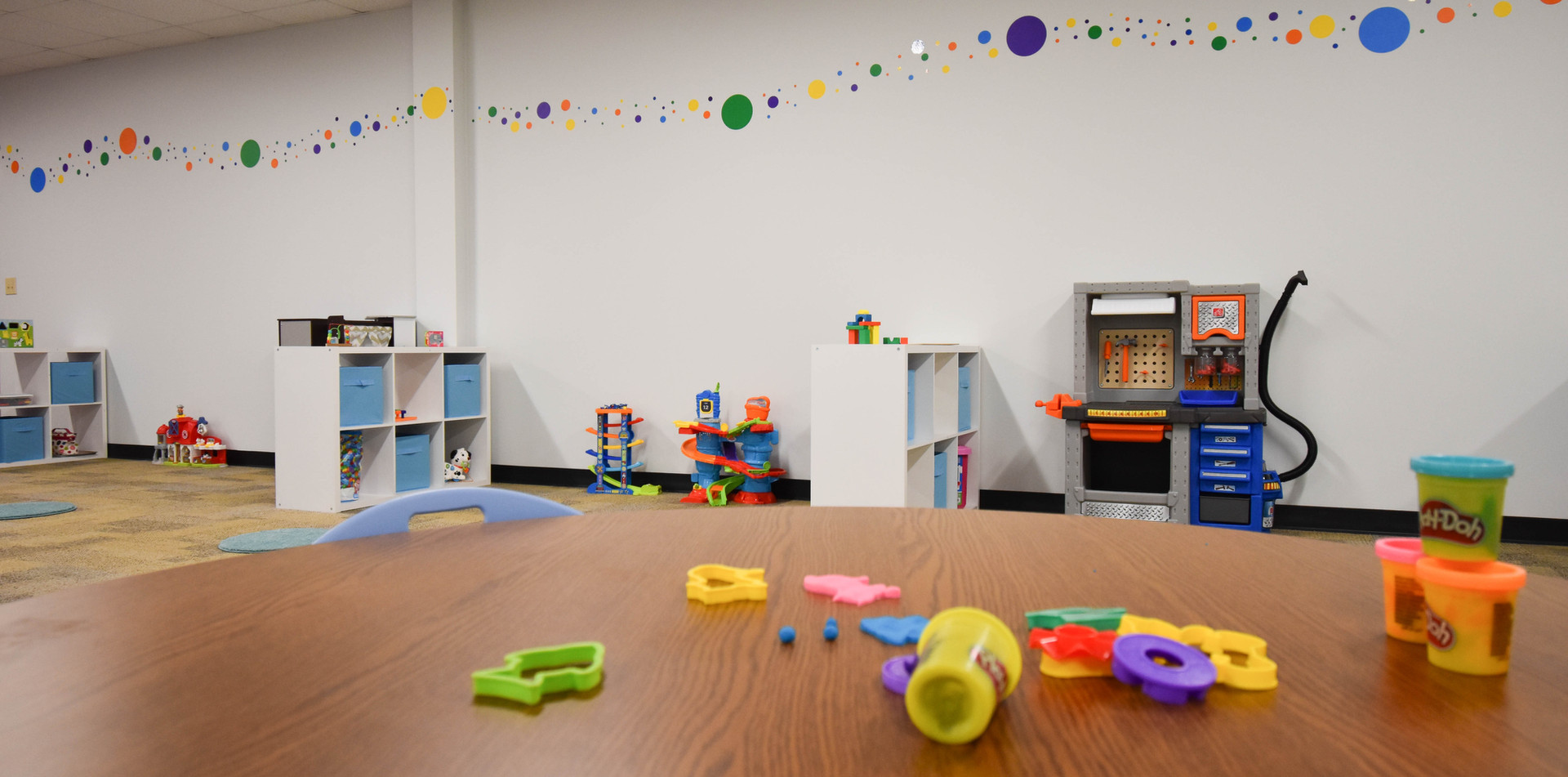 San Antonio Center Playroom