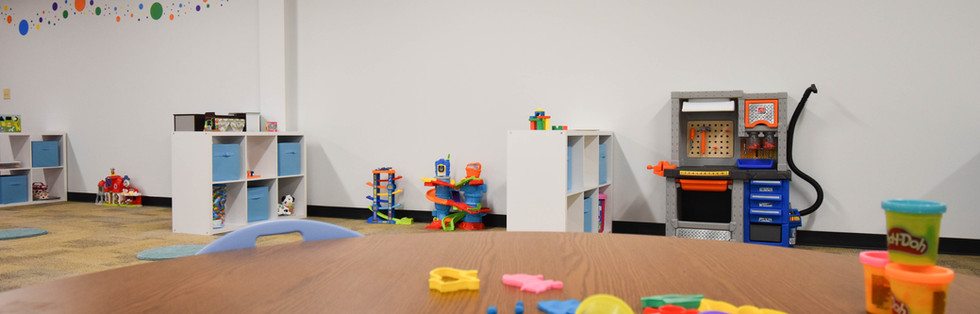 San Antonio Center Playroom