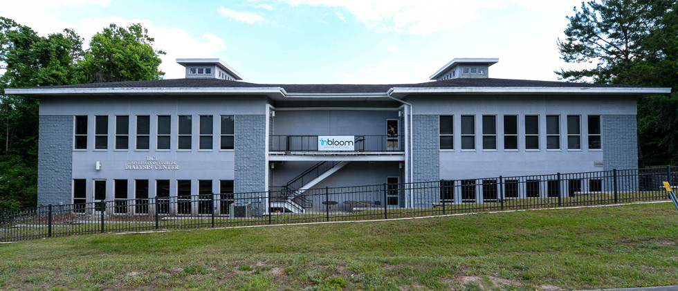 Gainesville Center Exterior