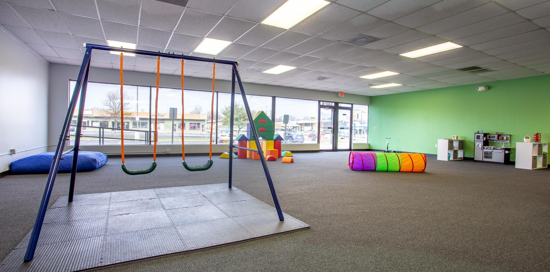Austin Center Gym 2