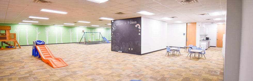 San Antonio Center Interior 2