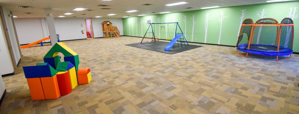 San Antonio Open Gym